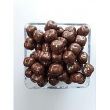Кокосови кубчета с млечен шоколад